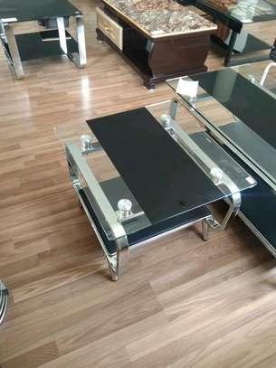 Glass stool image 1