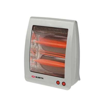 Elekta Two Bar Quartz Halogen Room Heater image 1