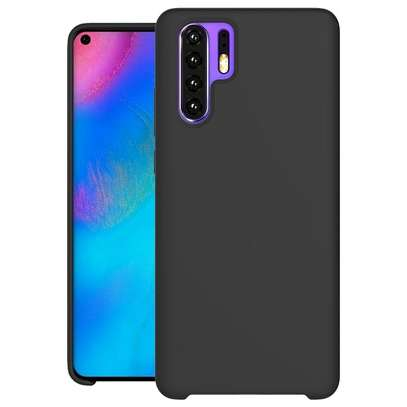 Silicone case with Soft Touch for Huawei P30 P30 Pro P30 Lite image 5