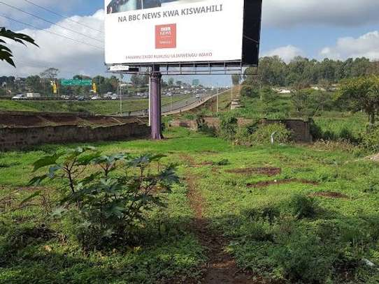 Thika Road - Commercial Land, Land
