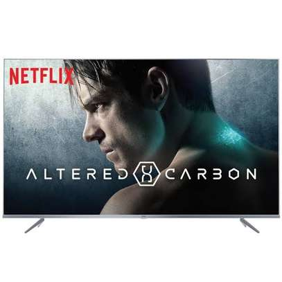 50 inch TCL smart Android TV image 1