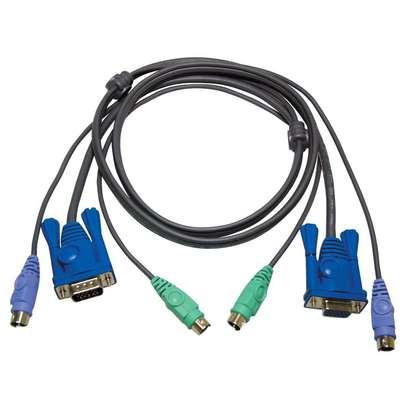 VGA - Ps 2 Kvm Cables image 1