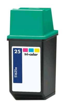 25 inkjet cartridge black number 51625A image 2
