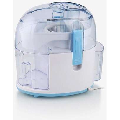 Juice Extractor - Blue And White image 1