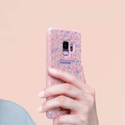 Puloka Glitter BackCover For Samsung -Ultimate Tech image 2
