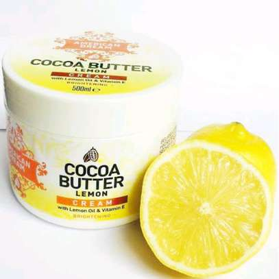 American dream Cocoa Butter with lemon. 500ml