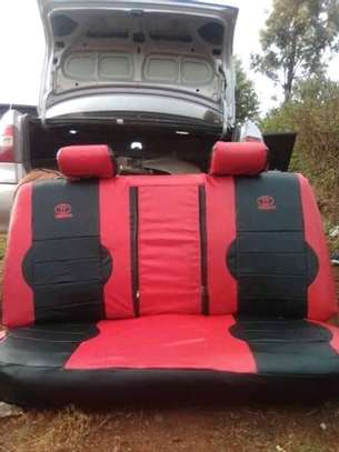 Clear Car Seat Covers image 5