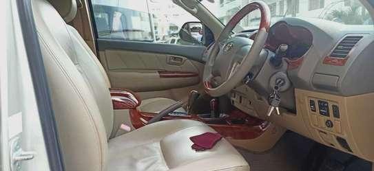 Toyota Hilux 2.5 D-4D Double Cab image 11