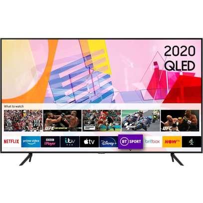 Samsung 75'' Smart QLed Q80T UHD 4K TV - Quantum Dot Display - QA75Q80TAU image 1