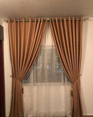 colourful curtains and sheers. image 6