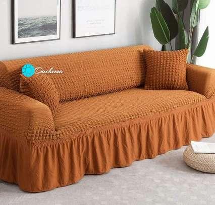 7 seater Turksh elastic sofa covers image 1
