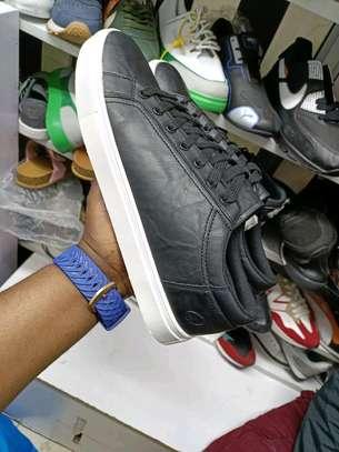 Black authentic unisex Sneakers image 3