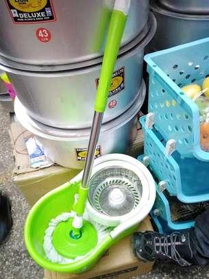 Spin mob bucket/St.steel mob bucket image 1