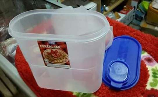 Cereal Containers image 1