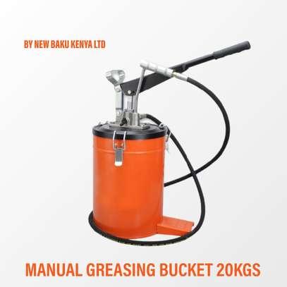 Manual Greasing Bucket 20kgs image 1