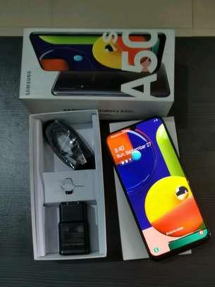 Samsung Galaxy A50s | 128 Gigabytes Black image 1