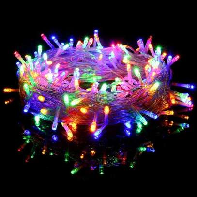 100LED String Lights,Connectable image 1