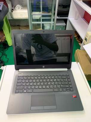 HP 14 Notebook AMD A4 7th Gen with 2GB Radeon R3 Integrated Graphic Card. 4GB Ram/ 128SSD. 14 inch image 4