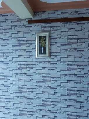 removable european style non woven wallpaper image 5