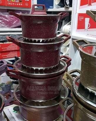 Bosch Granite Cooking Set image 1