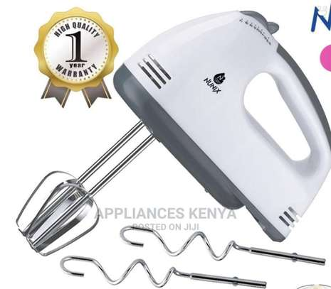 Hand Mixer Without Bowl image 1