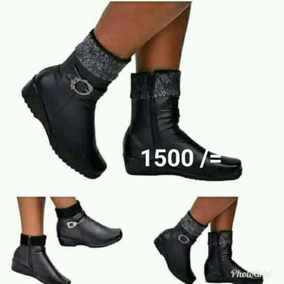 Ladies ankle boots image 1