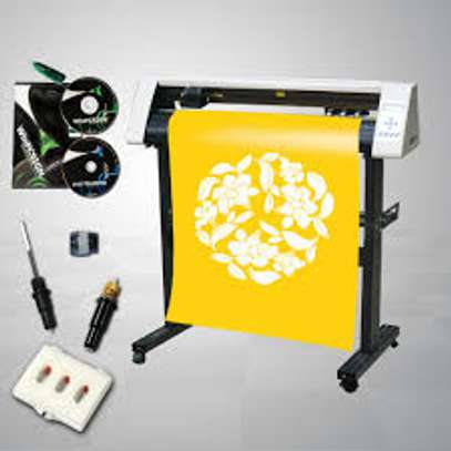 Plotter Vinyl Cutter Model Redsail RS720C image 1