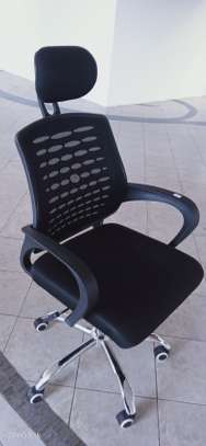 Office chair(With headrest) image 1