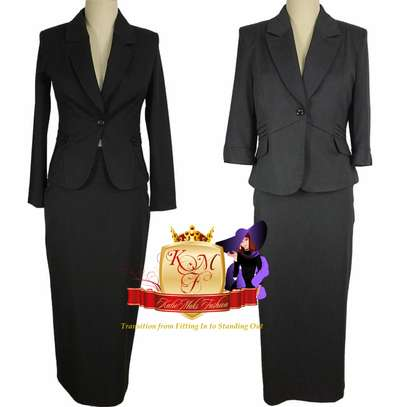 Ladies Long Skirt Suits From UK.
