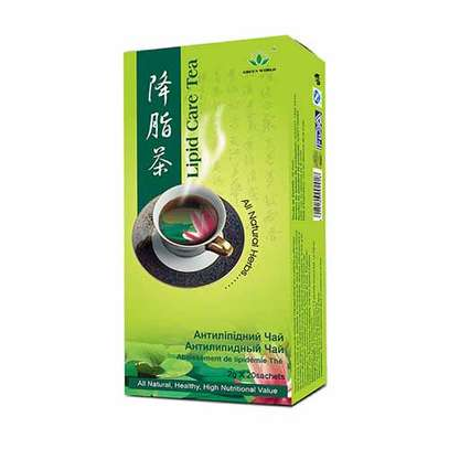 GREEN WORLD LIPID CARE TEA (2g×20 sacs) image 1
