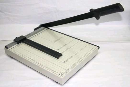 Affordable paper cutter machine image 1