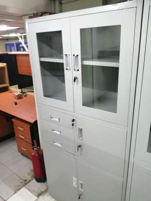 Executive filling cabinets image 1