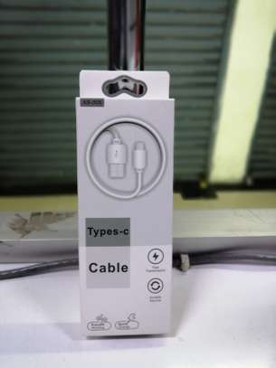 type c charging cable image 2