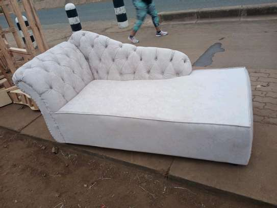 A Chesterfield sofabed image 1