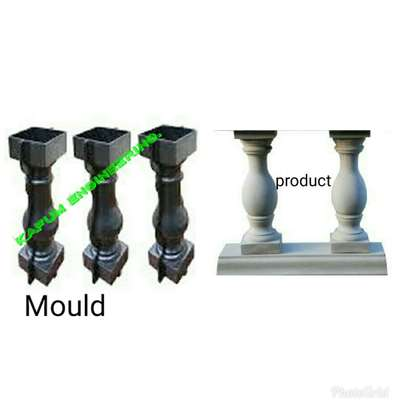 Balustrade Mould