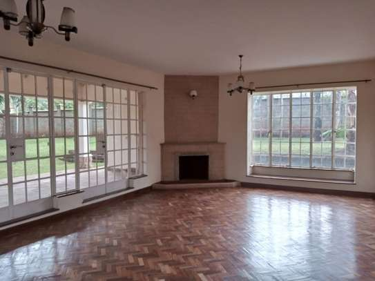 5 bedroom house for rent in Karen image 11