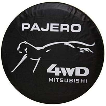 Customized Spare Wheel Covers for All S.U.Vs & 4x4s