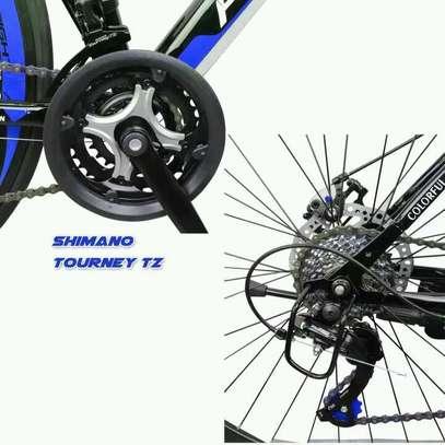 Blue/black Aomena bike/bicycle image 2