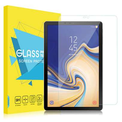 Tempered Glass Screen Protector for Samsung Tab S4 10.5 Inches T835 image 2