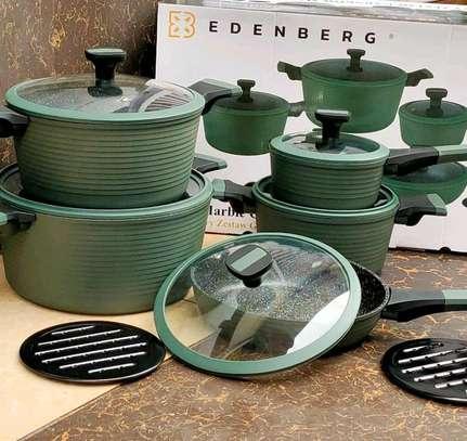 10pc Edenberg cookware image 2