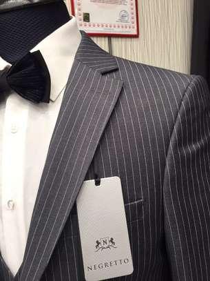 Negretto designer  slim suits image 2