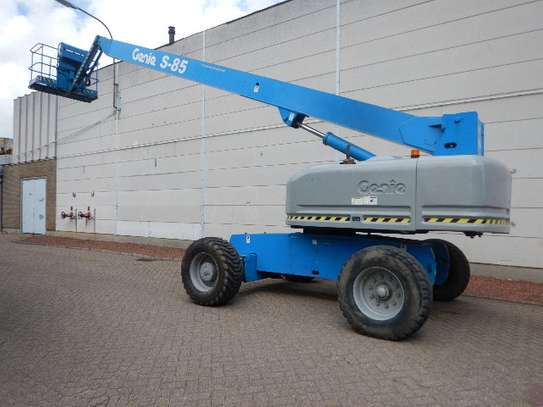 Manlifts for Rental - Cherrypicker, scissorlifts