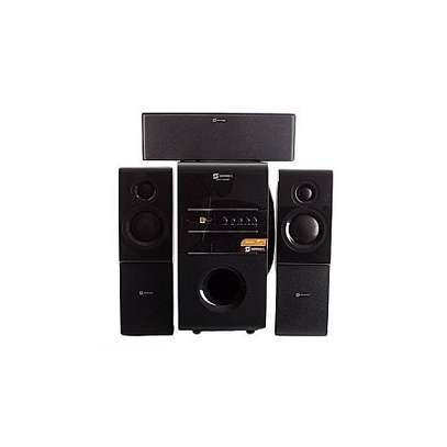 Sayona SHT -1142BT Sub Woofer Speaker System - Black image 1