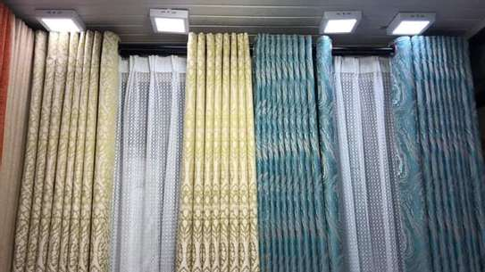 STUNNING SHEERS AND CURTAINS PER METRE @1200/= image 4