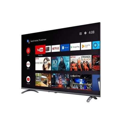 43'' Syinix Smart Full HD Android Frameless LED TV - Google Chromecast , Voice Command, NetFlix, Youtube - 43A1S