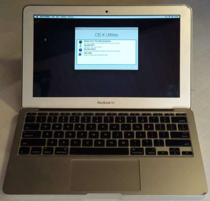 Macbook Air 11 inch, Mid-2013