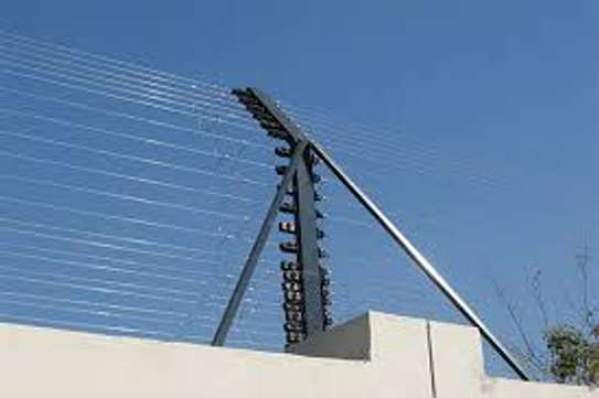 hightec  electric fence supplier in kenya