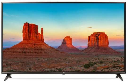LG 65 Inch UHD Smart TV - 65UK6100PVA image 1