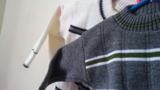 Baby sweaters image 4