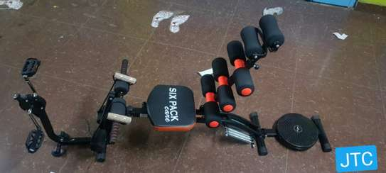 six pack Pedal with Twister. image 1